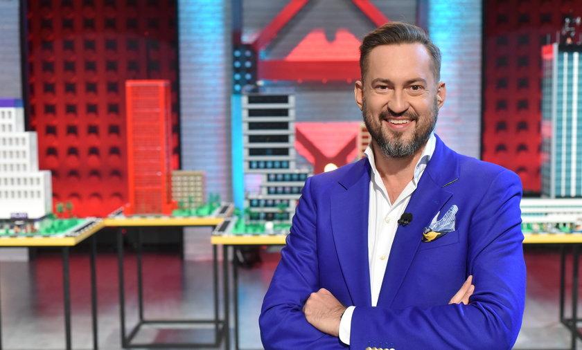 """Marcin Prokop: będzie nowy współprowadzący """"Mam talent"""". Szymon Hołownia skomentował to w swoim stylu"""