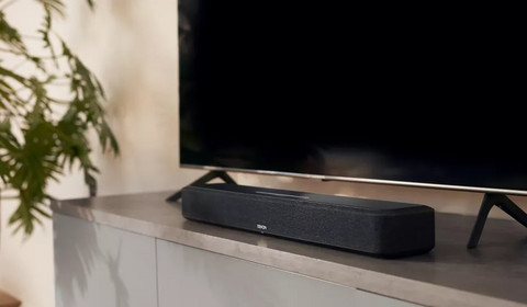 Denon Home Sound Bar 550 to soundbar z obsługą Dolby Atmos i DTS:X