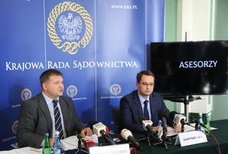 Pałka: Decyzja KRS ws. asesorów to efekt błędu ministerstwa