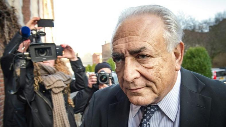Former IMF chief Dominique Strauss-Kahn resigned as head of the International Monetary Fund in 2011 after being accused of attempted rape in New York, although the charges were later dropped