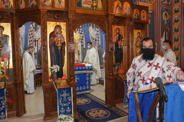 Crkva Svetog velikomučenika Dimitrija u Kragujevcu