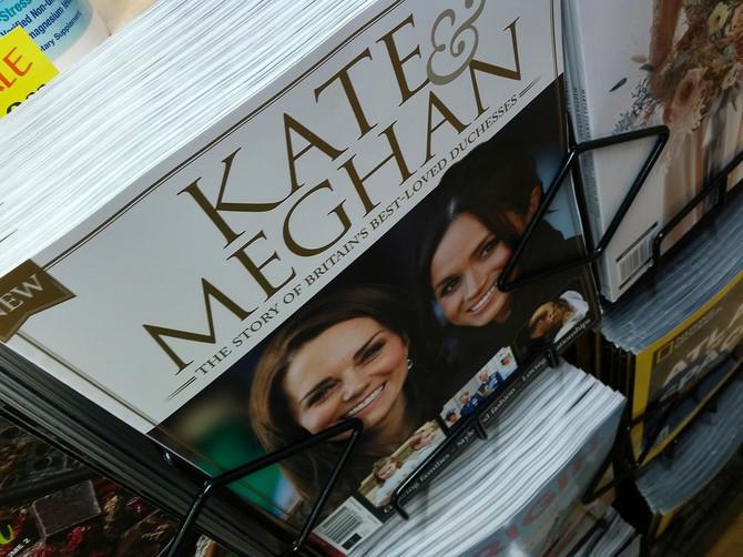 Kejt i Megan su mogle da bude nepobediv tandem: ko to više nije želeo, buduća kraljica ili bivša- sadašnja glumica?