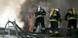 Tragiczny pożar w Hajnówce. Nie żyje kobieta
