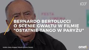 """Bernardo Bertolucci odnosi się do skandalu związanego z """"Ostatnim tangiem w Paryżu"""""""