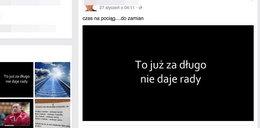 """Radny spod Warszawy zabił się, bo """"nie dał rady"""""""
