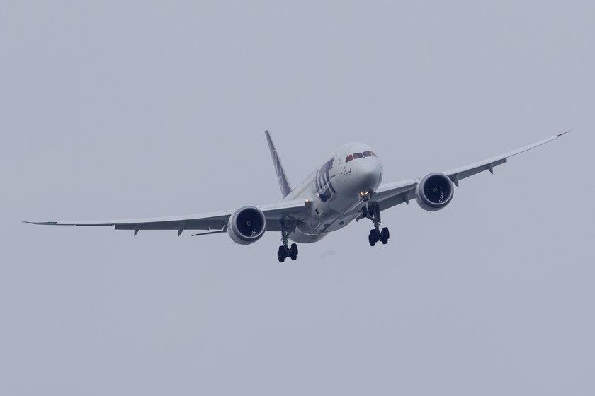 250 pasażerów o włos od śmierci