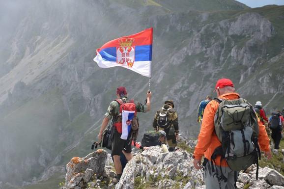 Duž grebena Solunskog-fronta