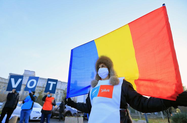 Rumunija izbori