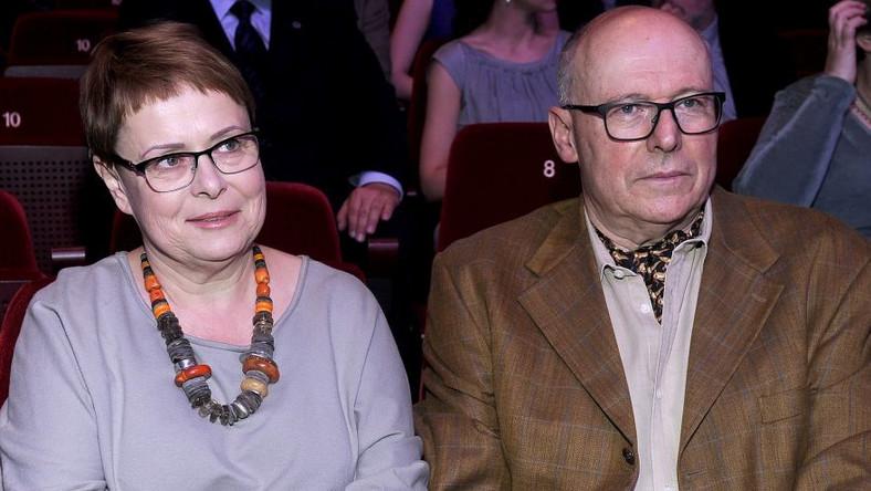 Ilona Łepkowska, Czesław Bielecki