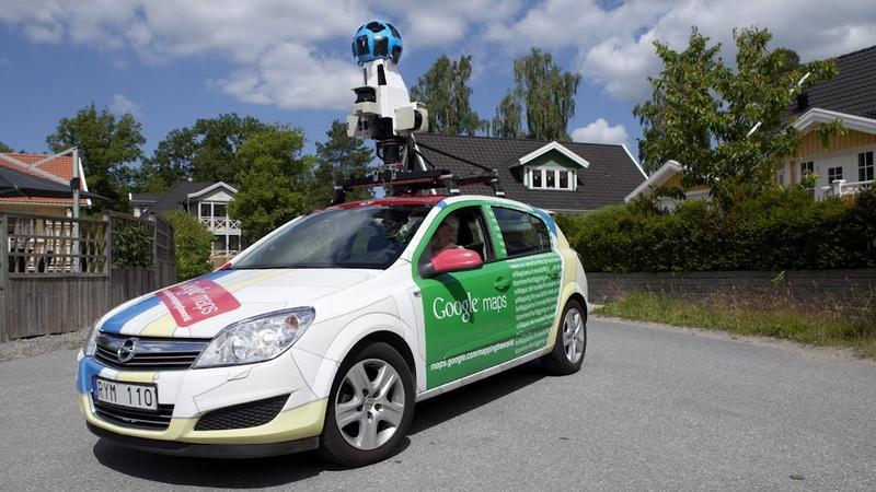 Google Street View skończyło 10 lat
