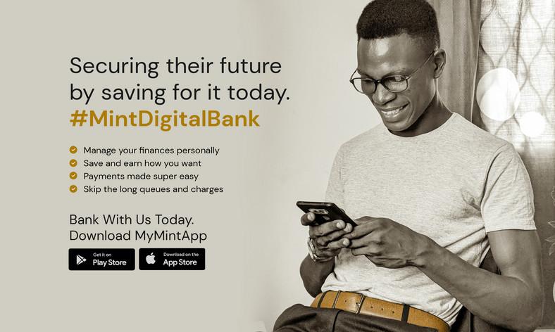 Best Digital Bank in Nigeria - Mint Digital