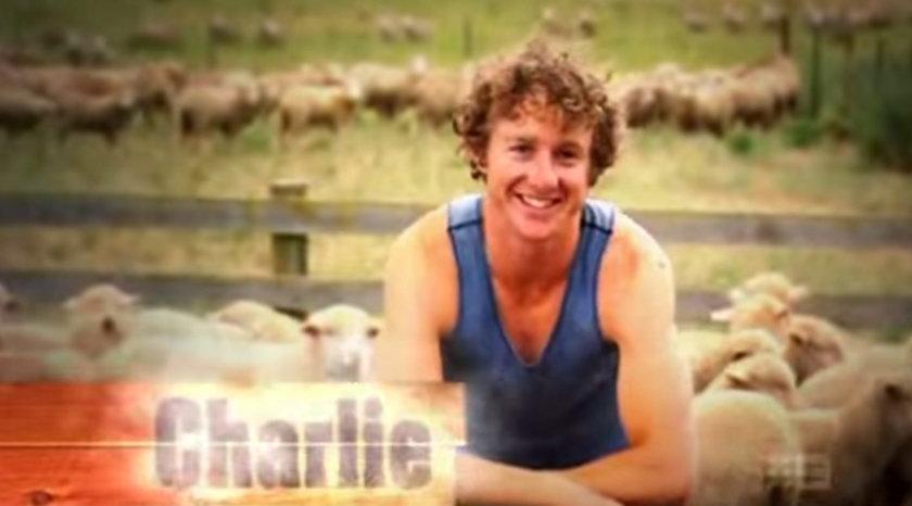 """Charlie z """"Rolnik szuka żony"""""""