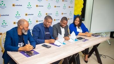 Autochek partners with Appzone to deliver innovative auto loan solutions across Nigeria