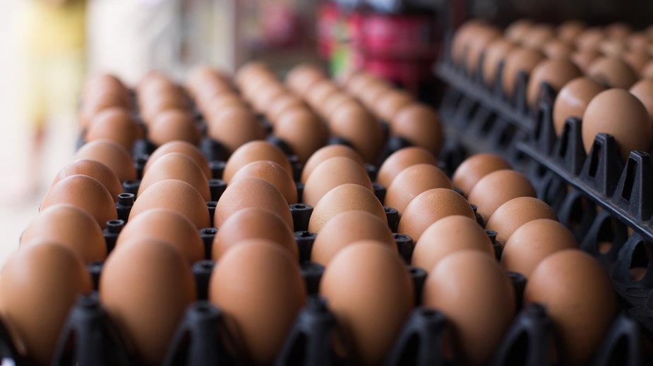 Biedronka wycofuje ze sprzedaży jaja z chowu klatkowego