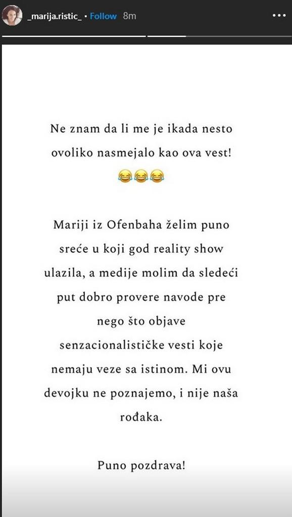 Marija Ristić