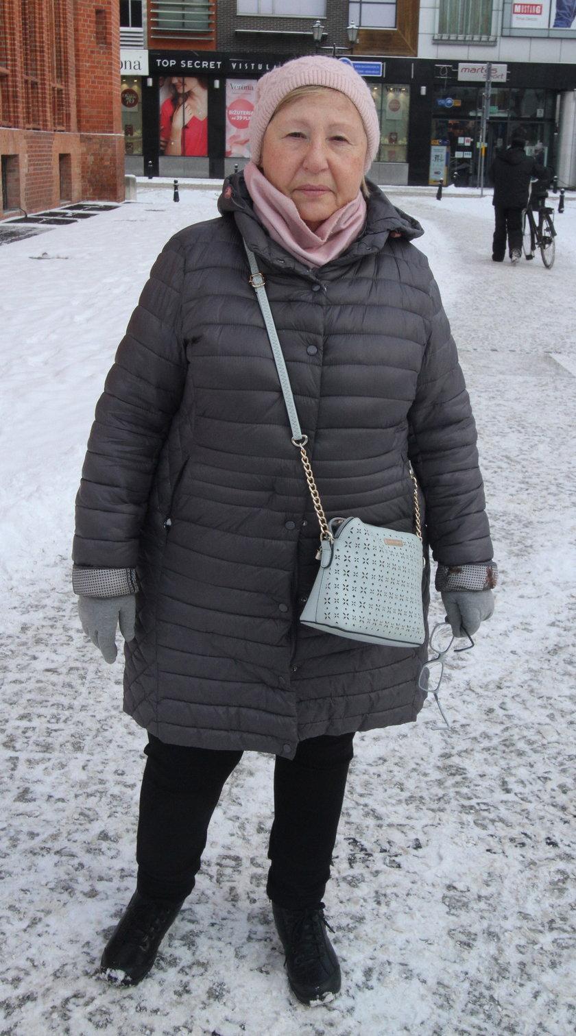 Maria Świrska z Kołobrzegu