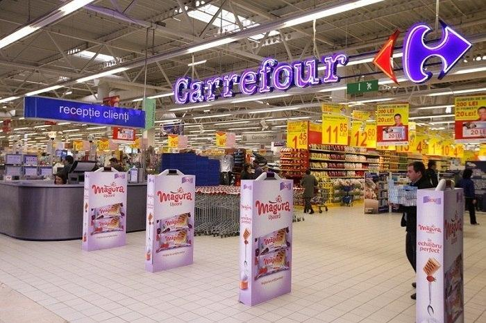 carrefour in Kenya