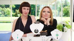 Anna Maria Jopek zaprojektowała biżuterię