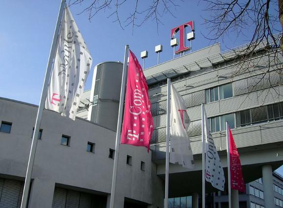 Centrala Dojče telekoma u Bonu
