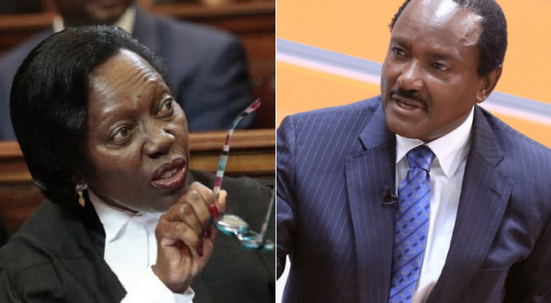 Why LSK has halted Senior Counsel process for Kalonzo, Martha Karua
