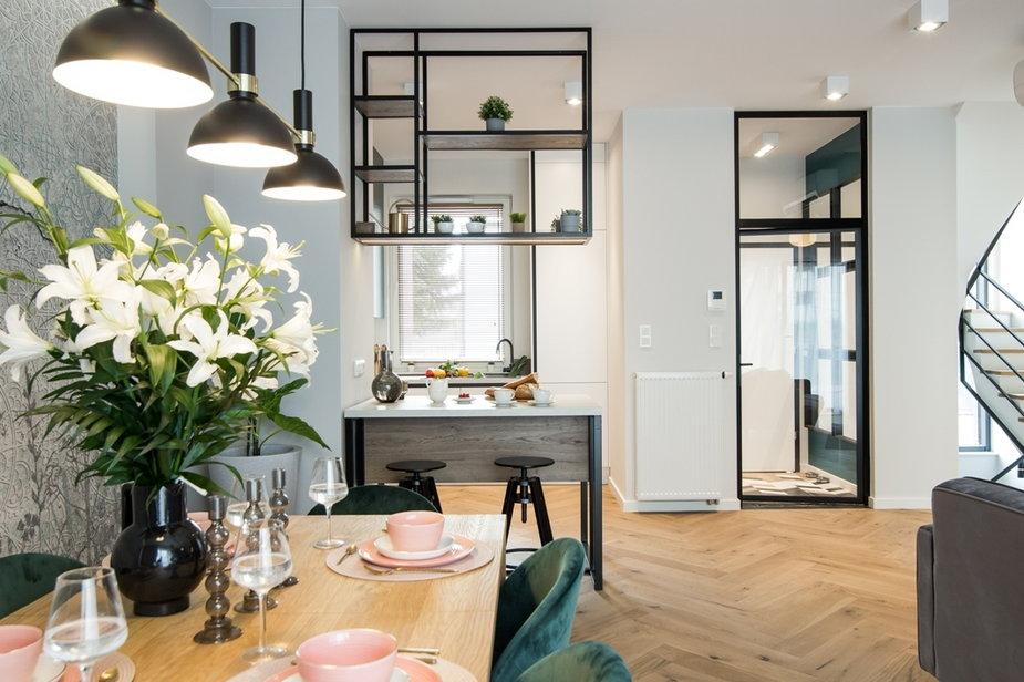 Dom w szlachetnych barwach – oto wnętrze nagrodzone w międzynarodowym konkursie architektonicznym