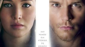 """Nowa zapowiedź """"Pasażerów"""" z Jennifer Lawrence i Chrisem Prattem"""