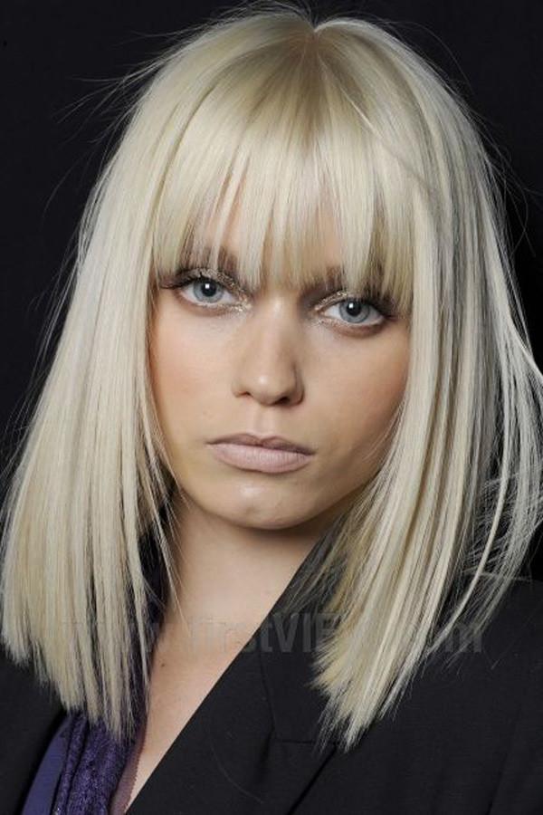 40 świetnych Fryzur Blond W Różnych Odcieniach I Długościach