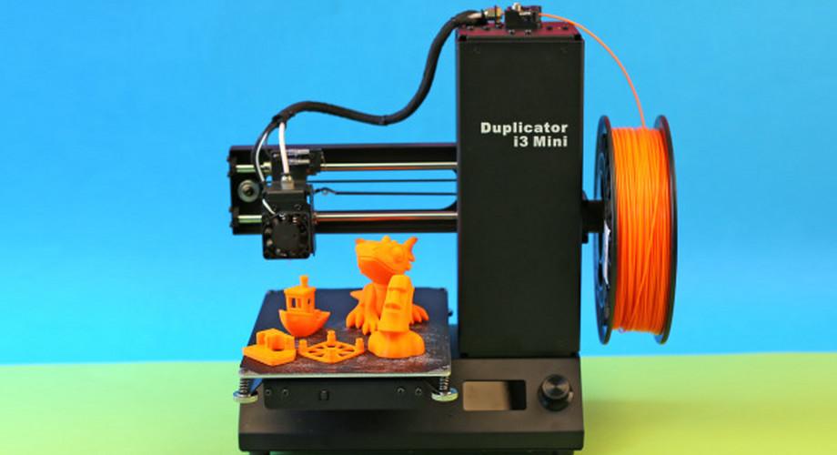 Wanhao Duplicator i3 Mini: Günstiger 3D-Drucker im Test