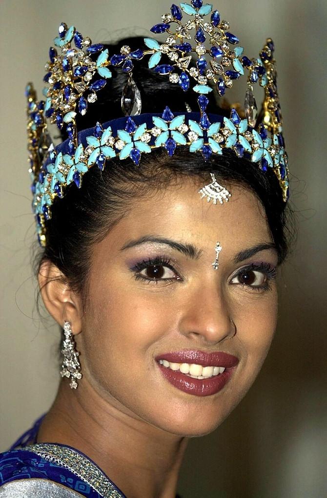 Zvezda Bolivuda, a i Holivuda, pre 20 godina ponela je krunu najlepše na svetu.  Danas je i glumica,  pevačica i veliki humanitarac