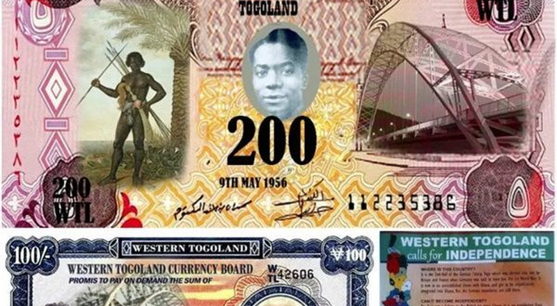 Western Togoland secessionist leaders print own flag and currency