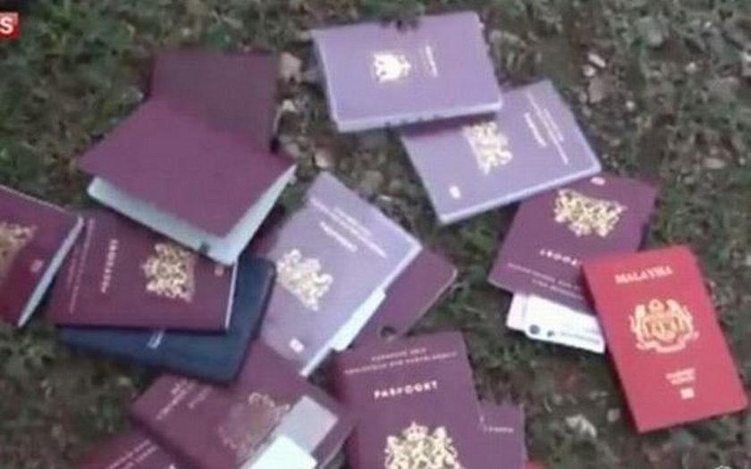 Paszporty ofiar