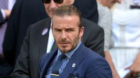 Beckham odwiedził Real Madryt na zgrupowaniu. Wspaniałe zdjęcie!