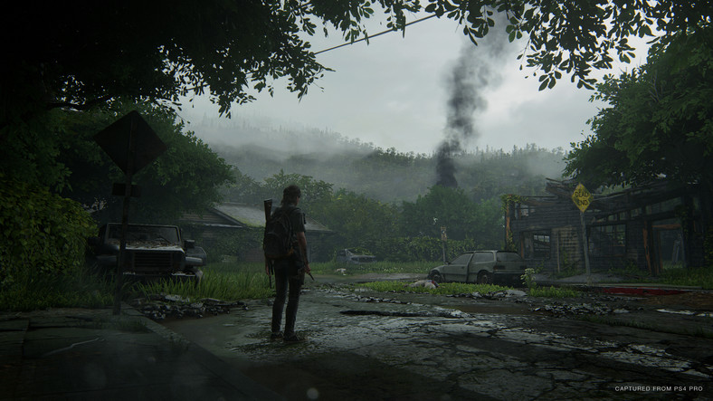 The Last of Us Part II - screenshot z ogrywanego demo