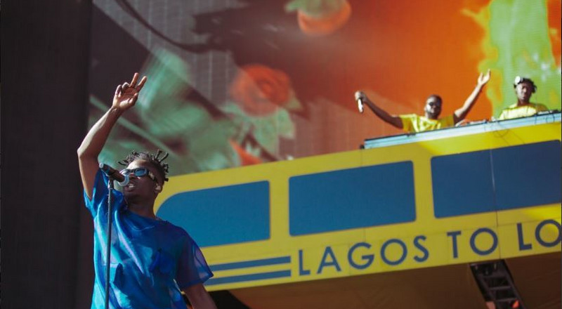 Mr Eazi electrifies Coachella 2019 with amazing performance