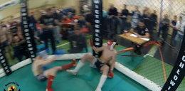 Podwójny nokaut w Polskim MMA [WIDEO]
