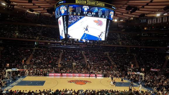 NBA doživljaj za pamćenje