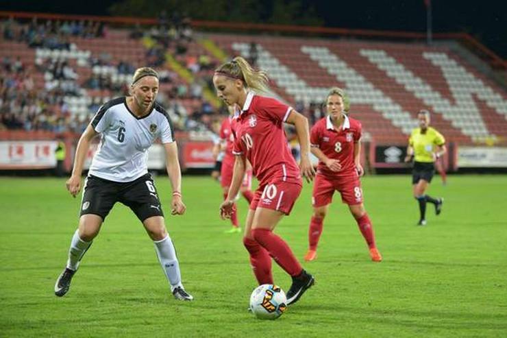 Ženska fudbalska reprezentacija Austrije