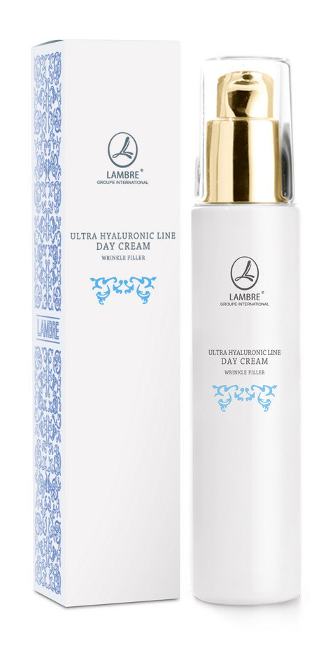 Ultra Hyaluronic Day Cream LAMBRE