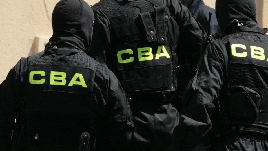 Agenci CBA zatrzymali urzędnika skarbówki tuż po przyjęciu przez niego łapówki