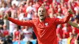 Kamil Grosicki zdradził, że dziś zagra przeciwko swojemu idolowi