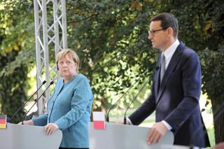 Premier: Dziękuję kanclerz Angeli Merkel za okres wartościowej współpracy pomiędzy naszymi narodami