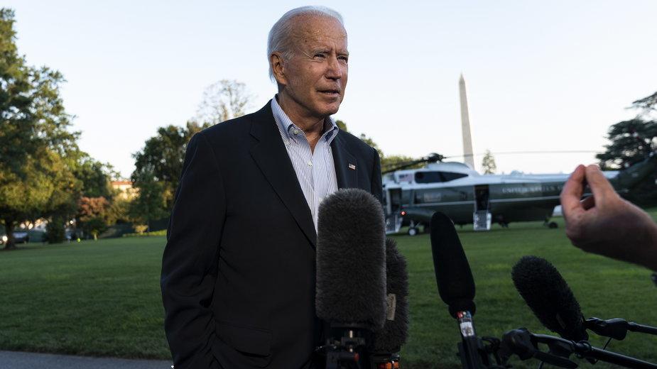 Biden: Chiny wypracują porozumienie z talibami