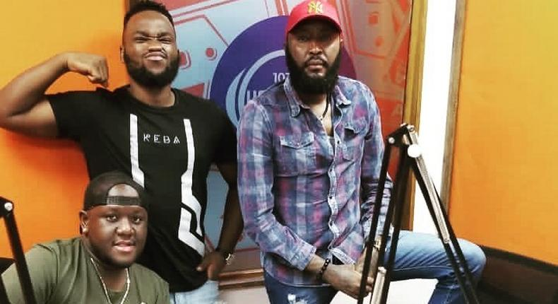 Shaffie Weru, DJ Joe Mfalme & Neville