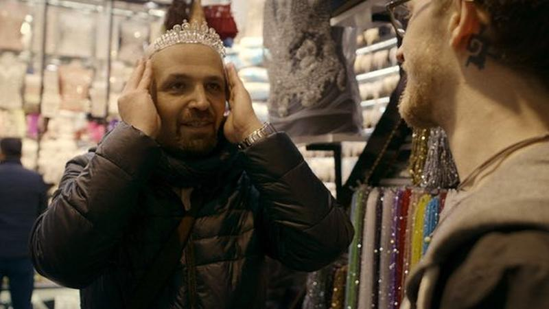 """Mr Gay Syria"" - kadr z filmu"