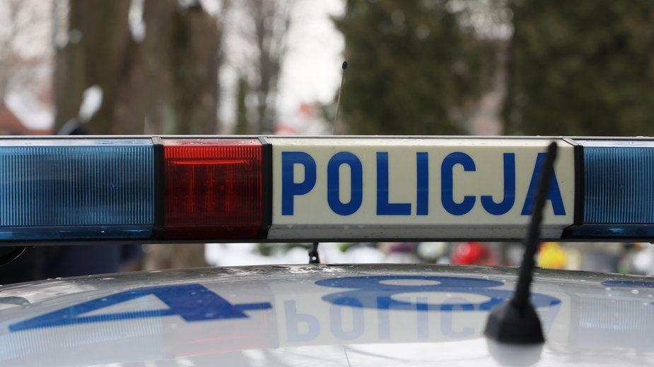 Mężczyzna obraził policję na jednym z portali informacyjnych. Musiał przeprosić funkcjonariuszy