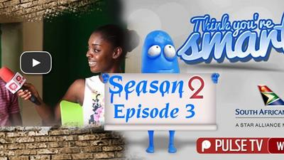 """Season 2 of """"Think You're Smart"""" - Testing the brains of Ghanaians [Episode 3]"""