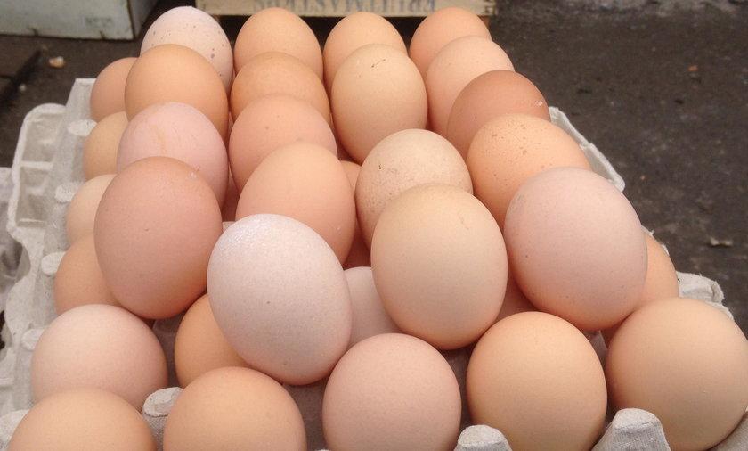 Uwaga na jajka z salmonellą!
