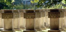 Głupota czy prowokacja? Sprofanowano krzyż na gdańskim cmentarzu ofiar wojny!