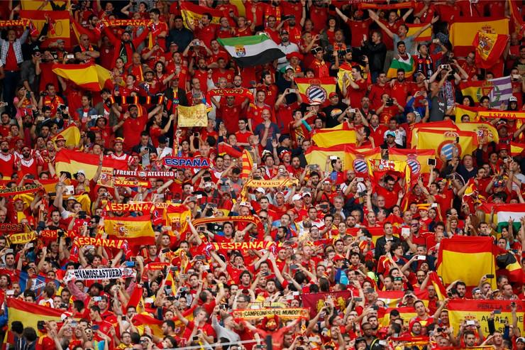 Fudbalska reprezentacija Španije, Fudbalska reprezentacija Češke
