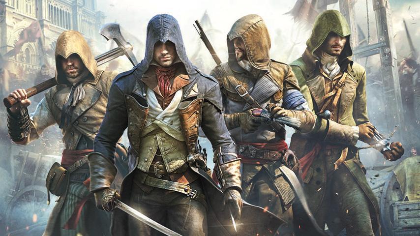 Assassin S Creed Unity Bez Trybu Wieloosobowego I Bez Kobiet